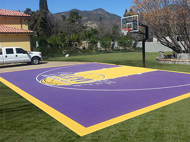 versacourt basketball court